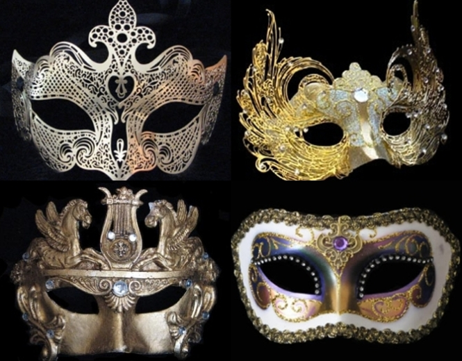 Image result for gmail venetian masquerade masks